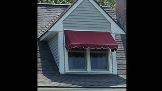 Double Window Awning